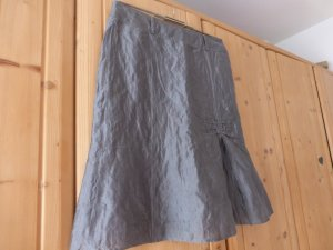 Gerry Weber Godet Skirt grey viscose