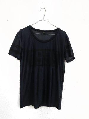 Glänzendes Mesh Shirt von Only