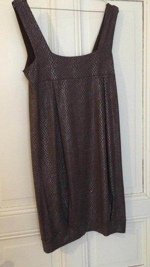 glänzendes Partykleid Zara/Mango Gr. M (38)