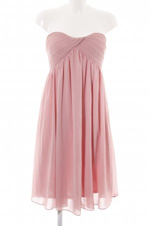 Glamorous Bandeaukleid pink Party-Look