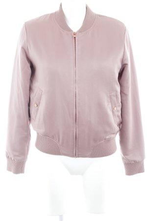 Glamorous Giacca bomber malva-color oro rosa stile casual