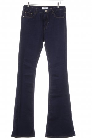 Glamorous Jeans bootcut bleu foncé style des années 80
