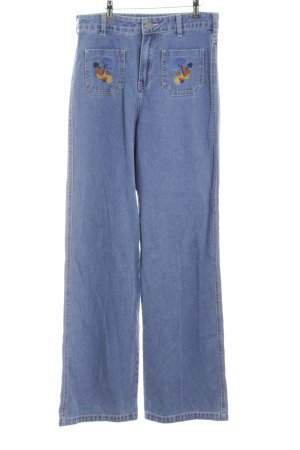 Glamorous Boot Cut Jeans blau Casual-Look