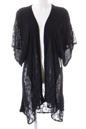 Glamorous Cardigan schwarz Casual-Look
