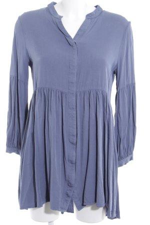 Glamorous Vestido tipo blusón azul aciano look casual
