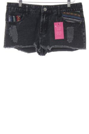 Glamorous Hot Pants mehrfarbig Casual-Look