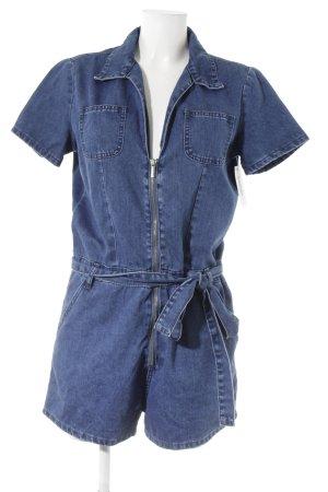 Glamorous Tuta blu stile jeans