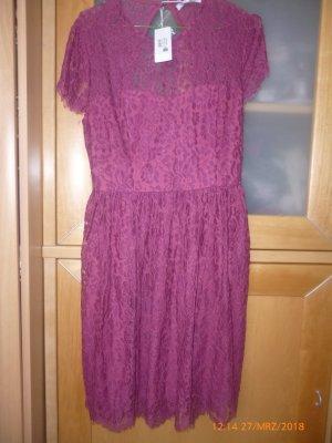 GLAMOROUS Kleid gr L Spitze NEU mit Etikett