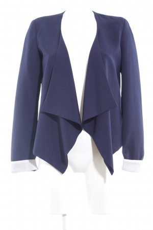 Glamorous Kurz-Blazer dunkelblau Business-Look