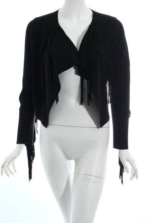 Glamorous Kurzjacke schwarz Casual-Look