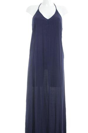 Glamorous Maxikleid dunkelblau Elegant