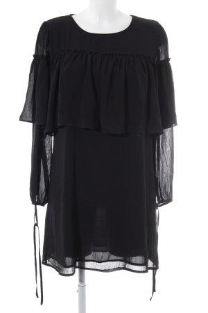 Glamorous Minikleid schwarz Boho-Look