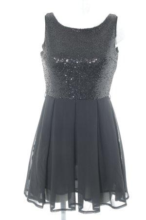 Glamorous Minikleid schwarz Elegant