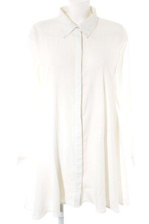 Glamorous Blouse oversized blanc style simple