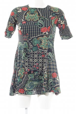 Glamorous Schlupf-Bluse florales Muster Gypsy-Look