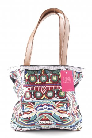 Glamorous Shopper florales Muster Casual-Look