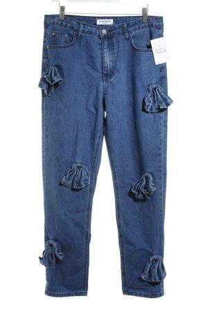 Glamorous Slim Jeans blau Casual-Look