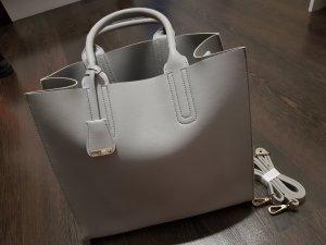 Glamorous Borsetta argento-grigio chiaro