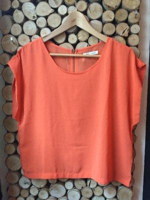 Glamorous Top in Orange