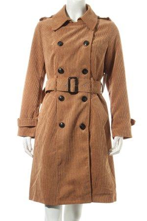 Glamorous Trenchcoat hellbraun 90ies-Stil