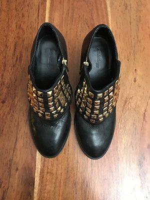 Glamour-Boots mit Nieten