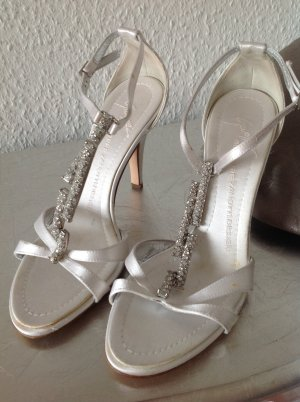 Glamour Giuseppe Zanotti Design High Heels Brautschuhe Pumps Sandalen miu