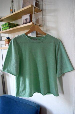 GLAMOUROS, T-Shirt in türkis, Größe S