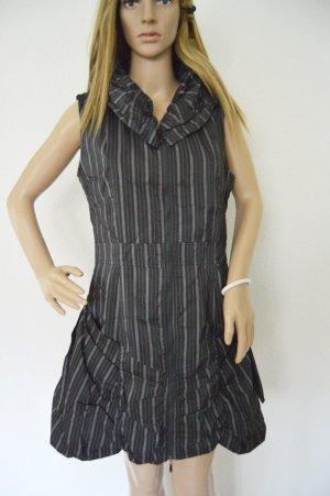 Glamz Kleid mit RV gr.40 gestreift