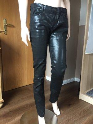 Glanz-Jeans von asos