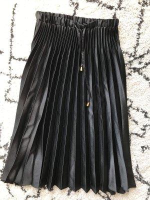 Darling Harbour Pleated Skirt black