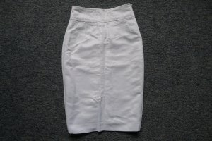 Glanz Stiftrock# weiß,#Zara#Gr34