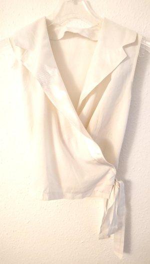 Orsay Wraparound Blouse natural white