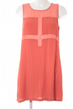 Glassons Kurzarmkleid lachs Casual-Look