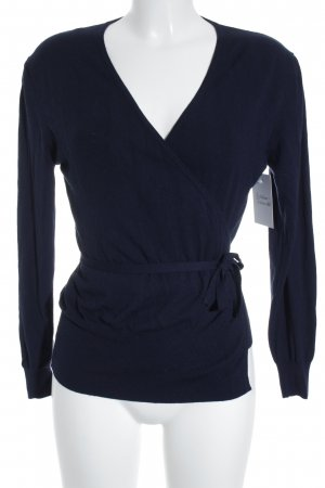 GLENFIELD Cardigan dunkelblau Casual-Look