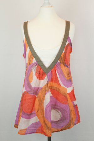 Glenfield Top Gr. M bunt Hippie 60s