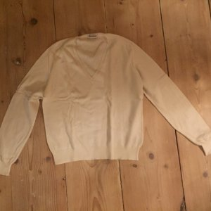 Glenmac, wollweißer Pullover