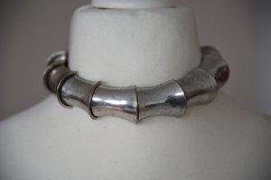 Gliederhalskette Silber