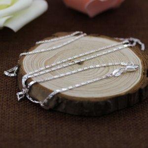 Gliederkette aus 925er Silber – schlicht und elegant