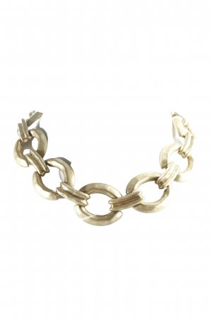 Link Chain gold-colored extravagant style