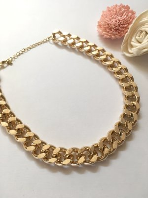 Gliederkette Kette Gold