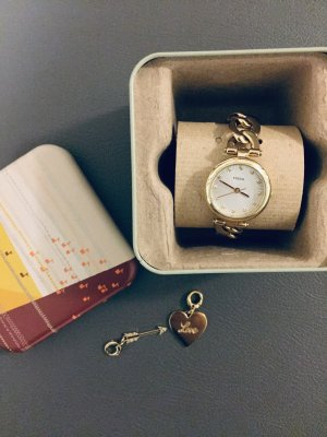Fossil Watch Clasp multicolored stainless steel