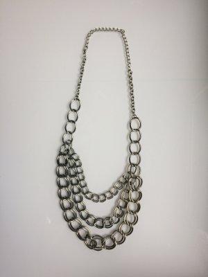 Gliedrige Halskette -