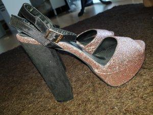 Glitter High-Heels