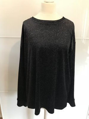 Glitzender Pullover