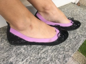 Glitzer Ballerinas von Buffalo London