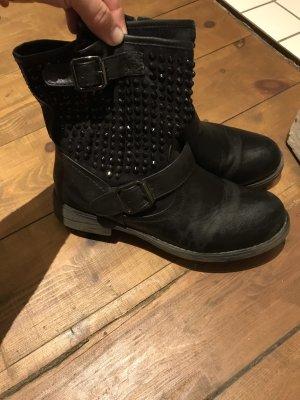 Glitzer Boots