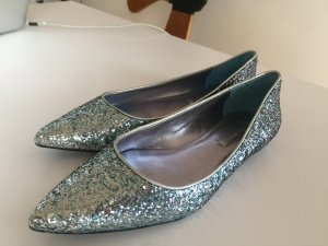 Glitzer Flats Pointed