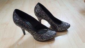 Glitzer High Heels von Graceland