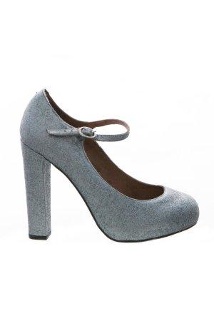 Glitzer High Heels von Topshop (Neu)