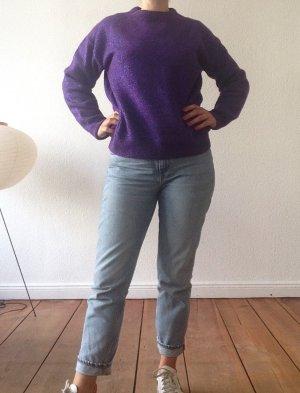 & other stories Jersey holgados gris claro-violeta oscuro